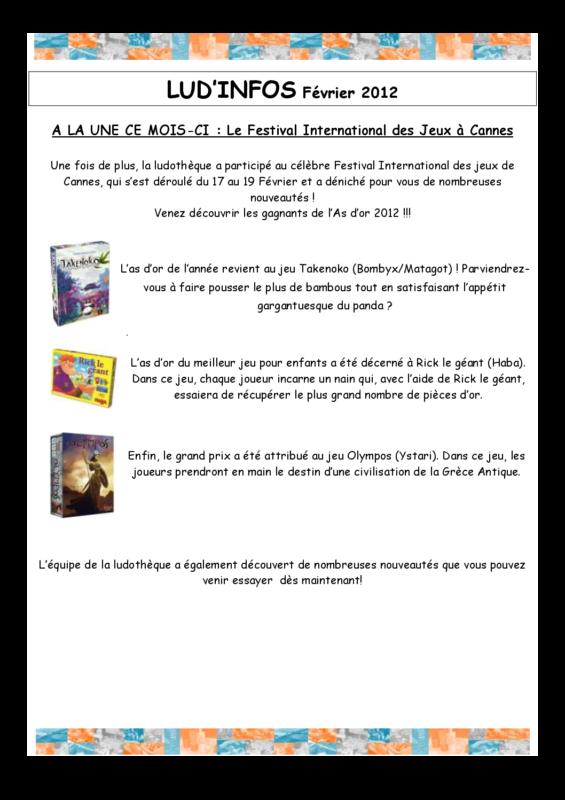 newsletter  02_2012