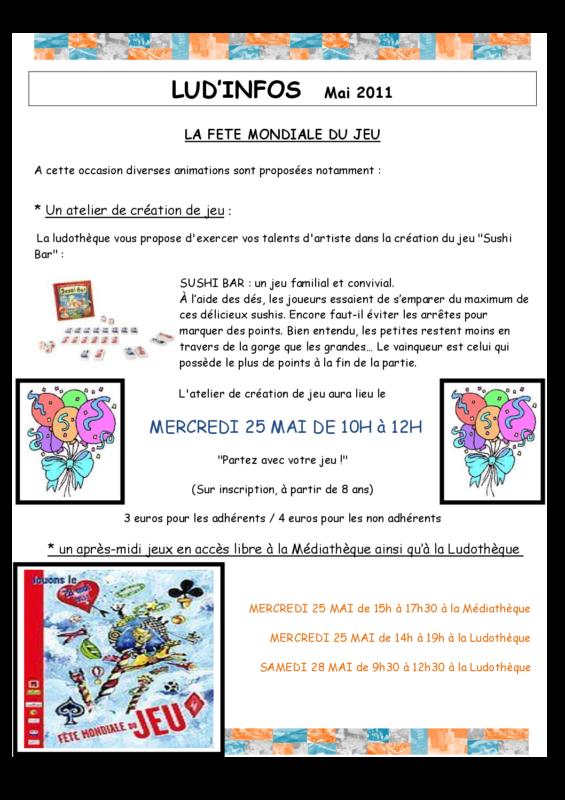 newsletter 0511