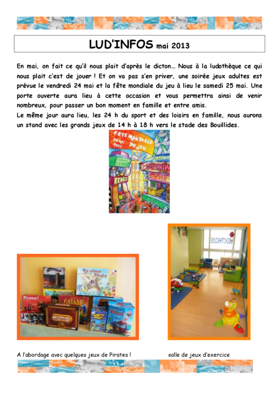 newsletter  05_2013